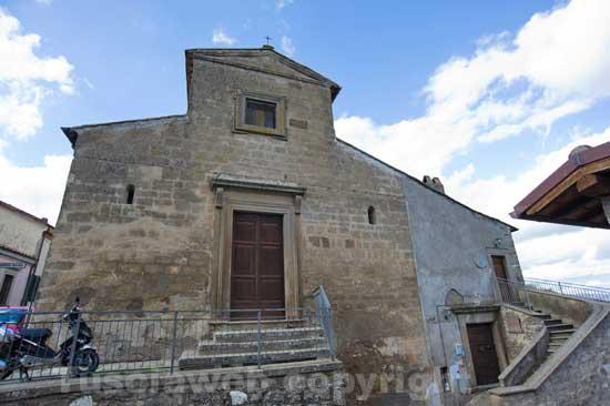 Bassano in Teverina - Santa Maria dei Lumi