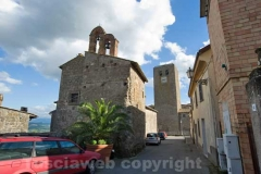 Bassano in Teverina - Chiesa Santa Maria dei Lumi