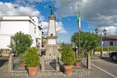 Bassano in Teverina - Monumento ai caduti