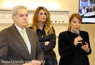 Viterbo - Belcolle - Nuove sale operatorie - Arena, Troncarelli e Donetti