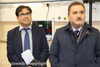 Viterbo - Belcolle - Nuove sale operatorie - D'Amato e Panunzi