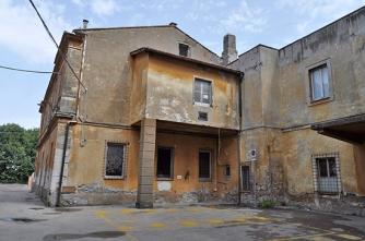L\'ex ospedale vecchio