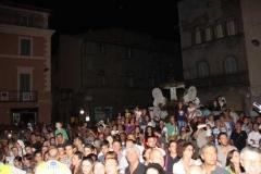 Santa Rosa 2013  - Minimacchina del centro storico