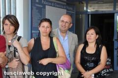 Tribunale - Bimbi maltrattati, la maestra patteggia - I genitori dei bambini