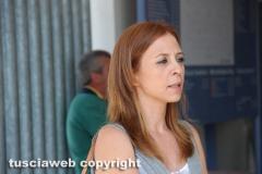 Tribunale - Bimbi maltrattati, la maestra patteggia - Alberta Platti, rappresentante dei genitori dei piccoli alunni della scuola di Monterosi