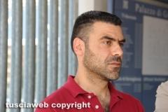 Tribunale - Bimbi maltrattati, la maestra patteggia - Fabio Pelliccia, uno dei papà