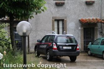La casa posta sotto sequestro