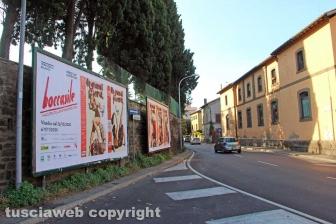 Viterbo - Boccasile, maestro dell'erotismo fascista - Via del Buon Pastore - Vico Squarano