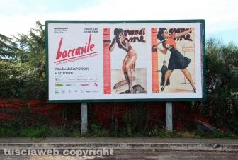 Viterbo - Boccasile, maestro dell'erotismo fascista - Via Alessandro Volta