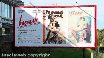 Viterbo - Boccasile, maestro dell'erotismo fascista - Via San Paolo