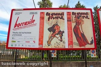 Viterbo - Boccasile, maestro dell'erotismo fascista - Via Garbini