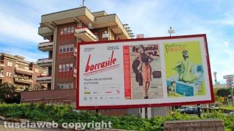 Viterbo - Boccasile, maestro dell'erotismo fascista - Via Cassia Nord