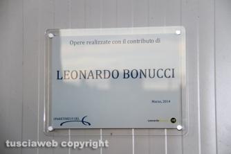 Bonucci a Pianoscarano