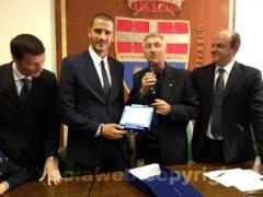 Bonucci premiato con l\'Etrusco d\'oro
