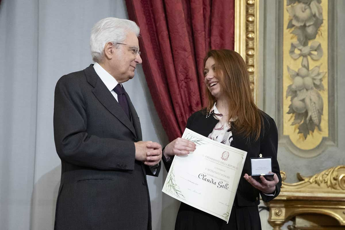 Claudia Gallo