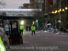 Boston dopo l'attentato