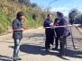 Busta esplosiva a Ronciglione