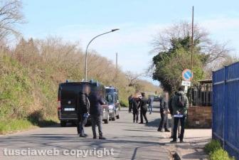 Sospetta busta esplosiva a Ronciglione