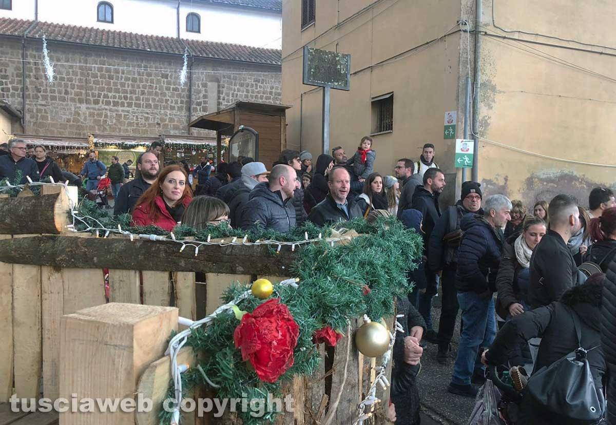 Il Caffeina Christmas Village a Sutri