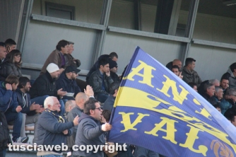 Calcio - Viterbese - Anziolavinio