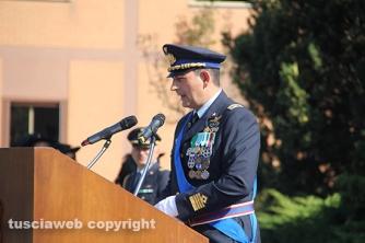 Cambio di comando alla scuola marescialli dell\'Aeronautica