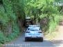 Camion incastrato in strada Signorino
