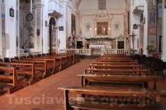 La chiesa di San Michele arcangelo ripulita dal fango
