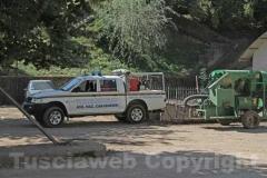 I mezzi della protezione civile
