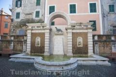 Canino - Fontana del cane