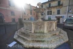 Canino - Fontana farnesiana