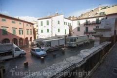 Canino - Piazza Vittorio Emanuele