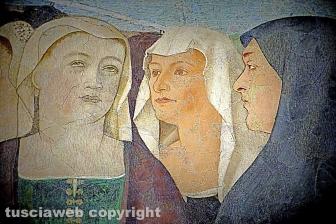 Viterbo - Cappella Mazzatosta