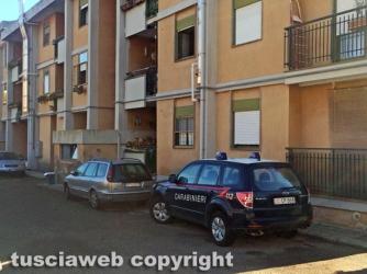 Operazione Mamuthones - Carabinieri, sopralluogo a Ronciglione