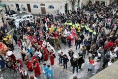 Il Carnevale a Tarquinia - Foto di Bruno Ciuffatelli