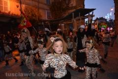 Il gruppo delle Tigri dell\'InsideGym