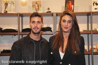 Cecilia Rodriguez a Viterbo