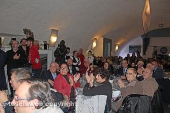 Cena di Natale di Noi con Salvini