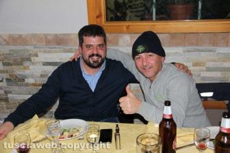 La cena a Bagnaia