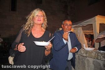 Ombretta Perlorca ed Enrico Maria Contardo