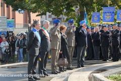 Cerimonie ai caduti civili e militari