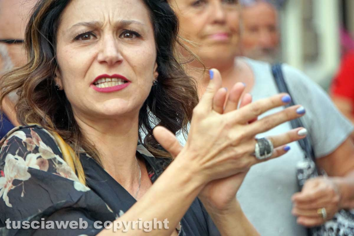 Chiara Frontini chiude la sua campagna elettorale