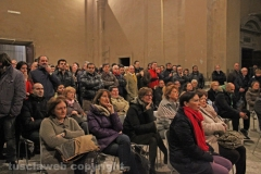 Viterbo - Chiusura del centro - Incontro con i commercianti