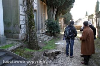 Sopralluogo a San Lazzaro