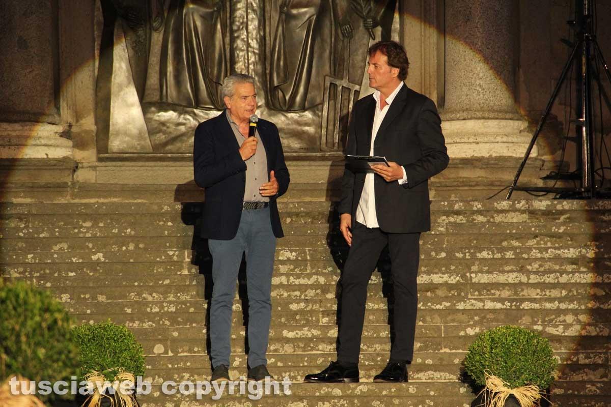 Viterbo - Duomo sotto le stelle 2019 - Giovanni Arena e Marco Senise
