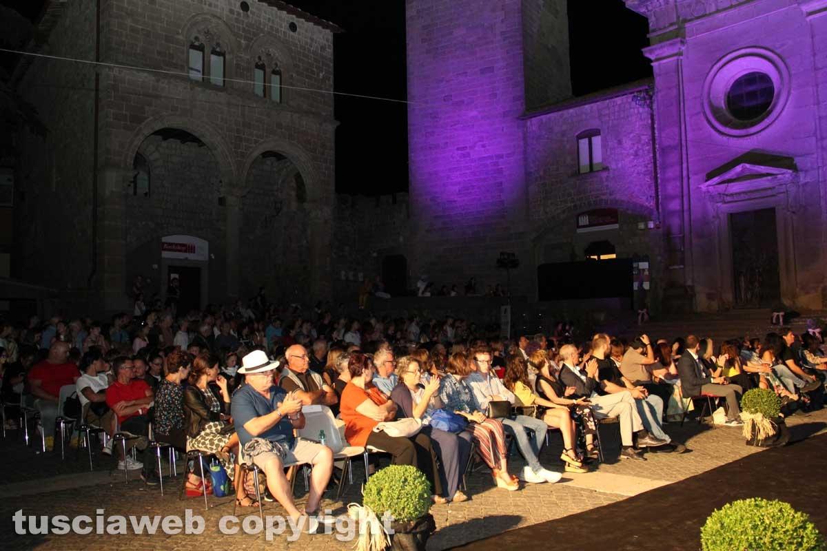 Viterbo - Duomo sotto le stelle 2019 - Il pubblico