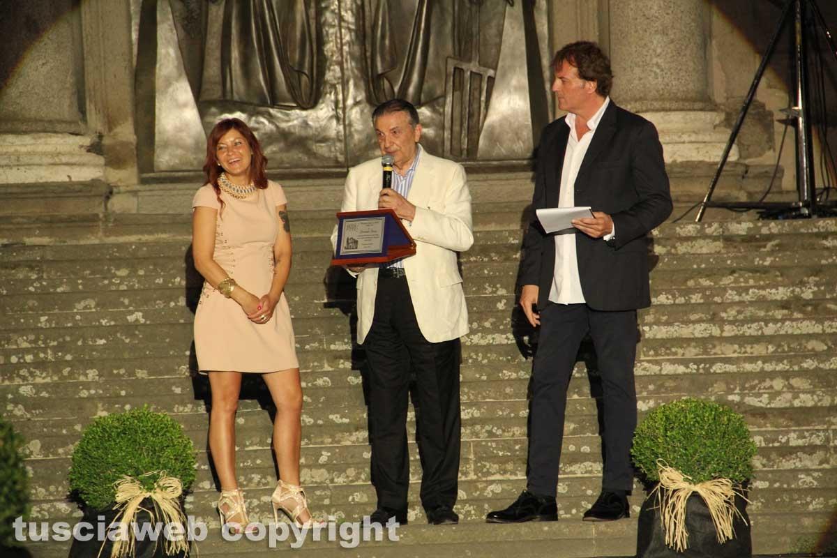 Viterbo - Duomo sotto le stelle 2019 - Jeana Fotu, Marco Senise e Fernando Burgo