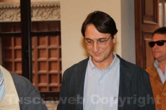 Claudio Fava a Viterbo