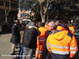 Comitato di accoglienza per Zingaretti