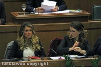 Roma - Consiglio regionale dell'11 aprile 2018