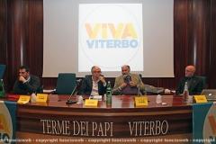Politica - Convention di Viva Viterbo